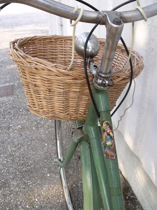 """restyling bici da donna """"Bianchi"""" anni 50"""