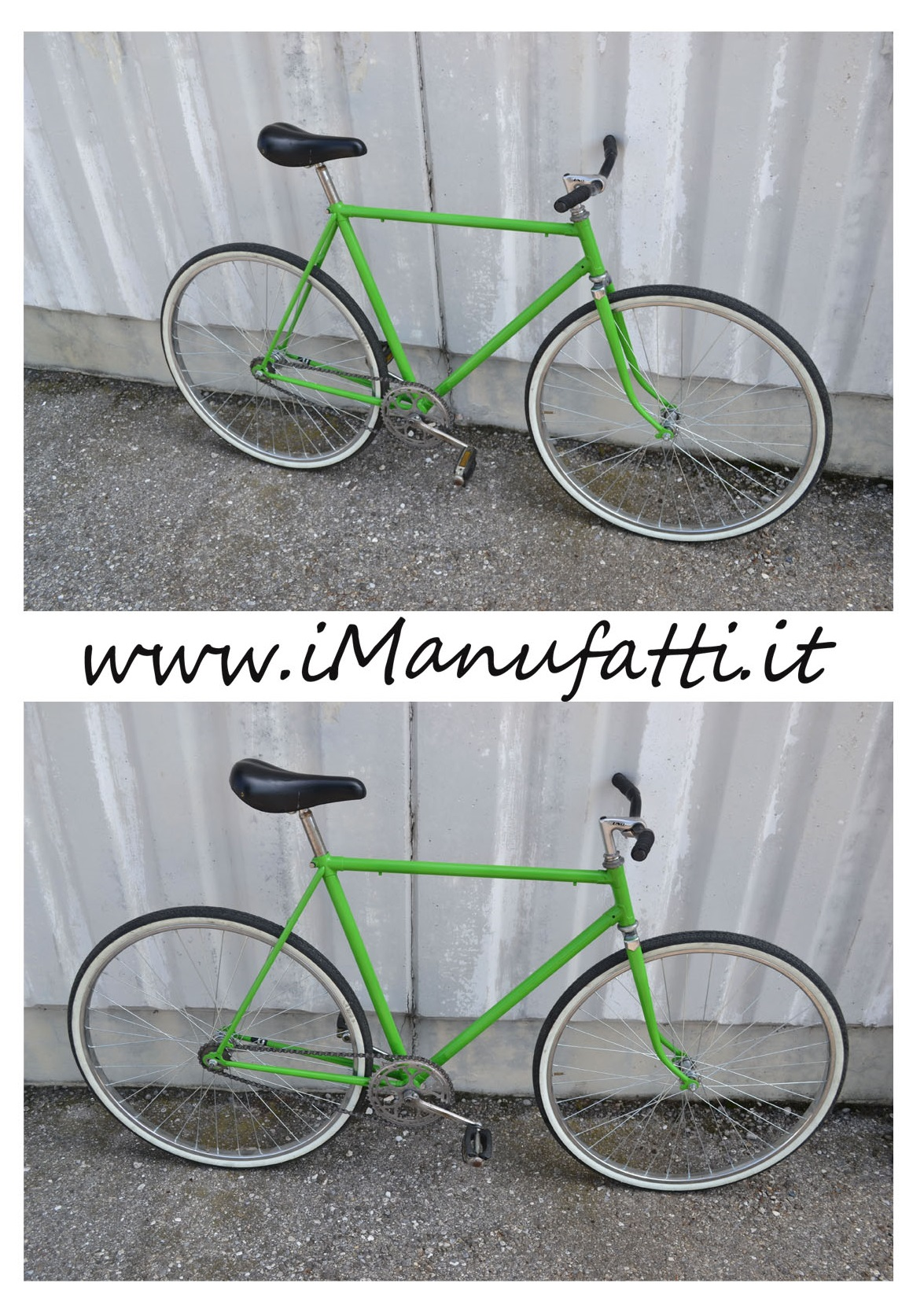 restyling 100% recycling
