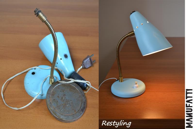 restyling lampada