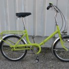 restyling bici pieghevole