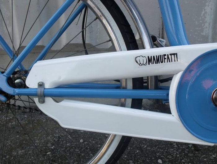 """restyling bici pieghevole tipo """"Graziella"""""""