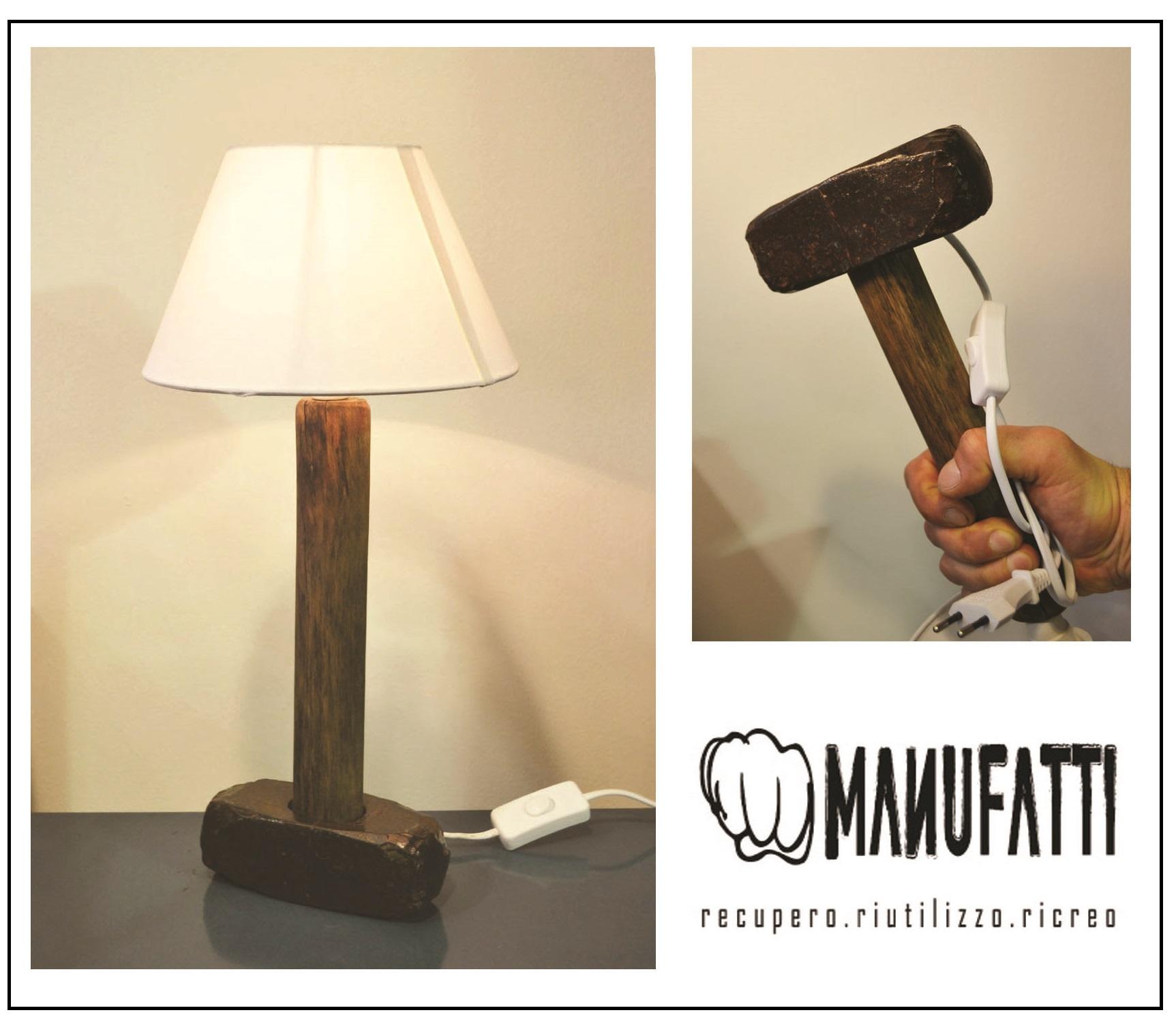 Lampada martello