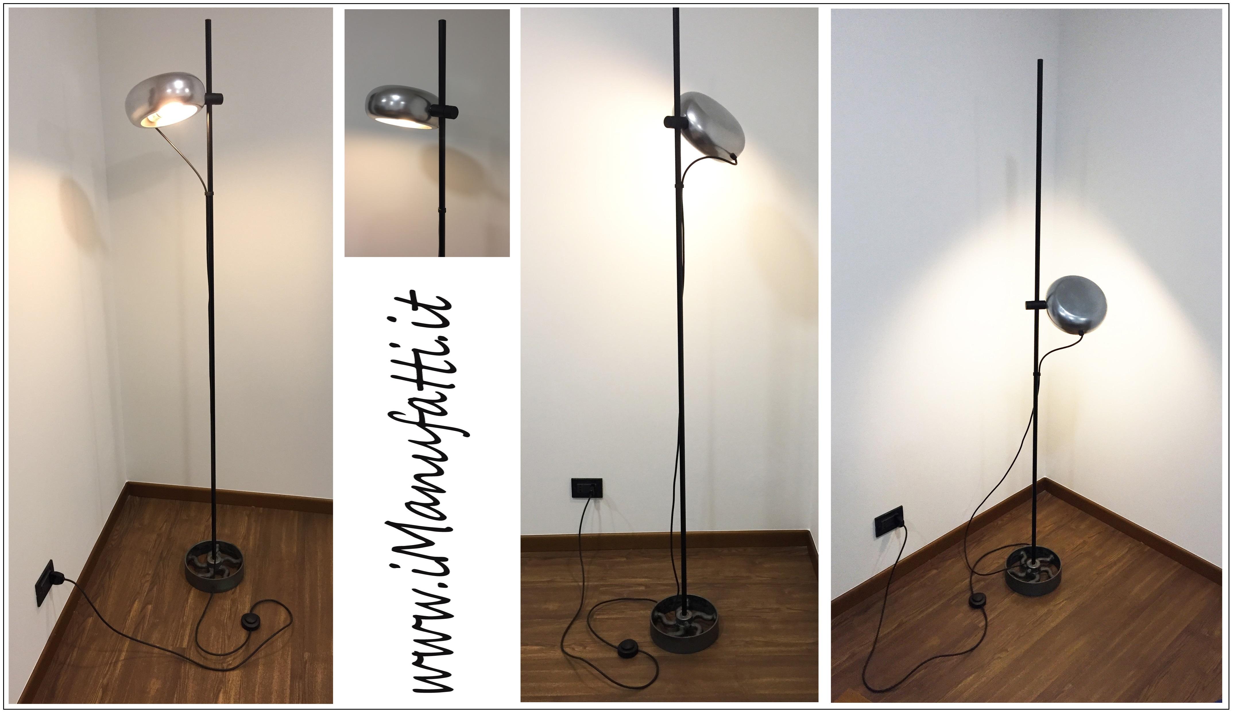 lampada da terra
